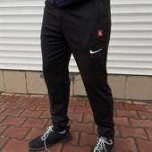 Мужские спортивные штаны Nike с манжетом! реплика