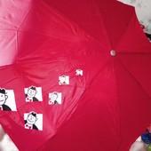 Немецкий зонтик, состояние нового