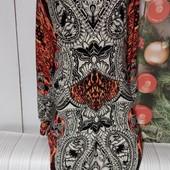 Вау! Обалденное стрейчевое платьице размер М