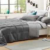 Покрывало двухсторонние стеганное одеяло-покрывало от Tcm Tchibo, Германия! 230*250 см