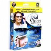 Dial Vision увеличительные очки лупа