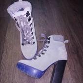 осенние ботинки 36 размер