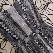 "Дизайнерский сарафан (платье) от ""YD"". 100% вискоза. Орнамент."