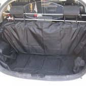 Чехол автомобильный защитный от шерсти, грязи и влаги Zoofari р 165 х 145 см.