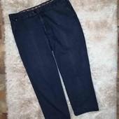 Джинсы штаны брюки Укорочений вариант. Батал на пышные формы