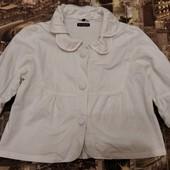 Натуральный пиджачок Brooker р.EUR42