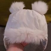 Зимняя шапка 46 р