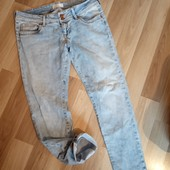 Світлі джинси в хорошому стані, 10% знижка на УП