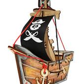 """3d пазлы """"Пиратские корабли"""". Много интересных лотов)"""