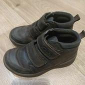 Clarks демисезонные ботинки 23 размер