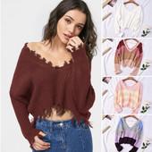 Шикарный пуловер оверсайз,тренд этой весны 2021 фирма Forever 21 размер и цвет на выбор!