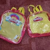 Рюкзачки PlayDouh