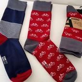 Набор(2 пари) подростковых/мужских носков размер 41-42