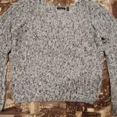 Класный теплый свитерок Brave Soul р.М смотрите замеры