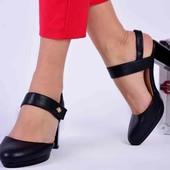 Стильные женские туфли Весна Лето 2021