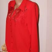 роскошные блузоны батал для женщин, блузка, шифон, идеально для праздника, ниже закупки! читаем лот