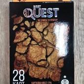 """Карточная квест-игра """"Best Quest: В поисках сокровищ"""" Dankotoys"""