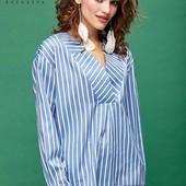 Изящная льяная блуза/рубашкаиз новой весенней коллекции 2021г.Большемерит.