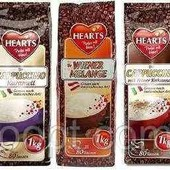 Hearts Cappuccino розчинний капучіно. Одне на вибір. 1кг. Німеччина!