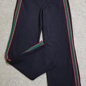 Собираем лоты!!! Плотные штаны с лампасами, размер 8R