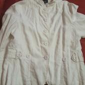 Шикарний білий піджак
