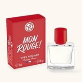 Новинка! Парфюмированная вода Mon rouge Ив роше 5 мл