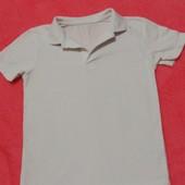 Котонова футболка для хлопчиків і дівчаток від 5 до 11 років в ідеальному стані