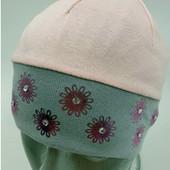 Хлопковая шапочка, 2-5 лет