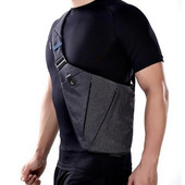 Мужская сумка через плечо, мессенджер Cross Body