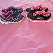 Кроссовки для девочки 26-27 размер 17 см
