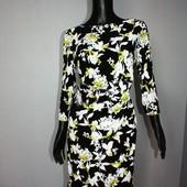 Качество! Стильное платье в цветочный принт от бренда Wallis в новом состоянии