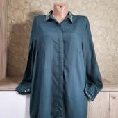 Собираем лоты!!! Женская рубашка, размер 42