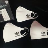 Маски Adidas Oригінал Small або M/L рри. .3 шт