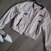 Куртка бмбер Only. Новый