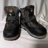 Ботинки демисезоные