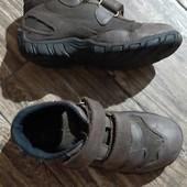 Ботиночки супер, натуральная кожа