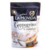 Вкусное капучино 130 грамм La Movida со вкусом шоколада,ореха или сливочное с магнием(одно на выбор)