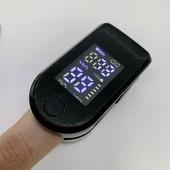 Пульсоксиметр, оксометр, пульсометр на палец беспроводной Pulse Oximeter ❤️