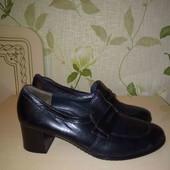 """Кожаные туфли """"Paul qreen"""", оригинал!"""