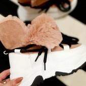 Распродажа!!Стильные, яркие, теплые ботиночки/угги!! Размеры 36-40!