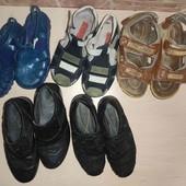 Лот взуття 27 розміру