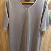 Лёгкая,красивая футболка от Tchibo