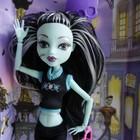 шарнирная Кукла Monster High Frankie Stein с аксессуарами (монстер хай)