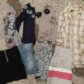 Лот одягу розмір s