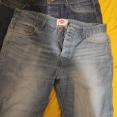 2шт джинсы Ли Купер, р 36, очень качественные джинсы