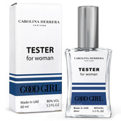 Тестер Carolina Herrera Good Girl женский, 60 мл