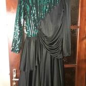 Шикарне плаття 52р