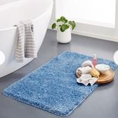 Шикарный, большой, пестрый коврик для ванной и не только от Tcm Tchibo, Германия! раз.70*120см