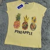 Лёгкая футболочка. Новая. См.замеры