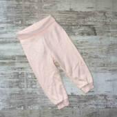 Штанишки на девочку от lupilu размер 62/68.